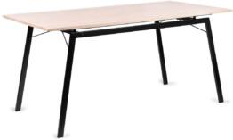 Mesa comedor patas metalicas