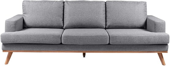 Sofa de 3 plazas Movian Rotsee frontal